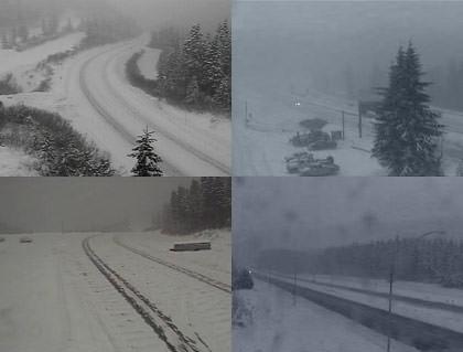 Snowy Passes