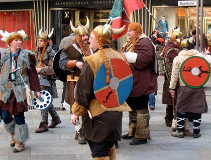 Transgender Viking Brigade