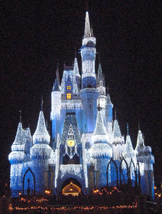 Wishesc Disney Castle