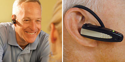 Stealth Hearing Aid