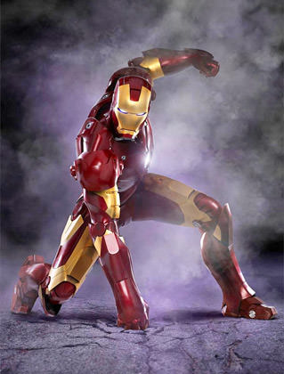 Iron Man Movie Promo