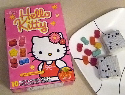 Kitty Gummies!