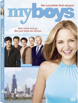 My Boys DVD