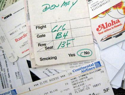 Plane Smoking