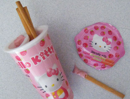 Hello Kitty Biscuits