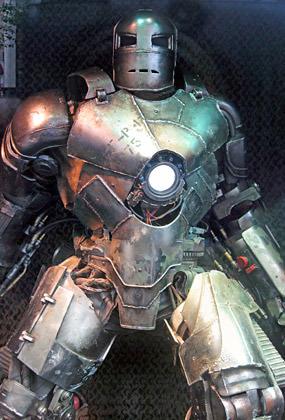 Iron Man Pano Macy's