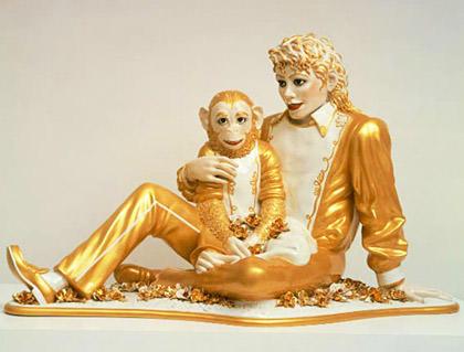 Koons Michael Jackson