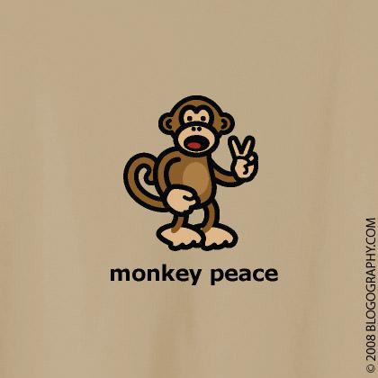 Monkey Peace