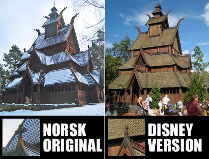 Oslo Church Disneyfied