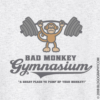 Bad Monkey Gym