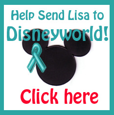 Send Lisa To Disney World