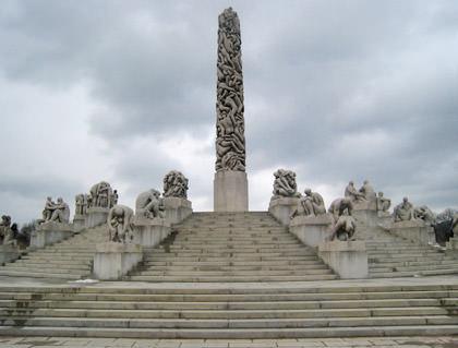 Vigeland Sculpture Park