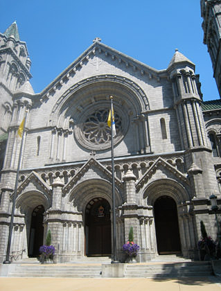 St. Louis Cathedral Exterior