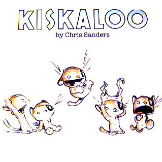 Kiskaloo Book Cover