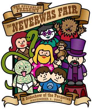 Neverwas Fair Finished Illustration.