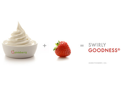 Pinkberry Strawberry