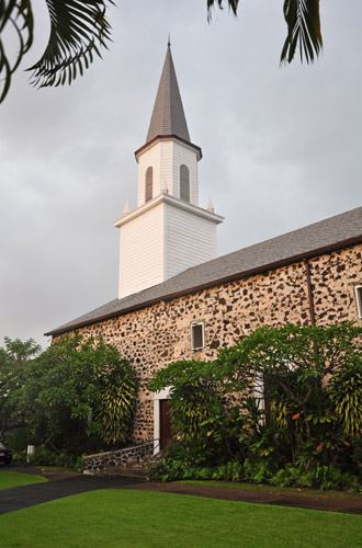 Hawaii's First Church