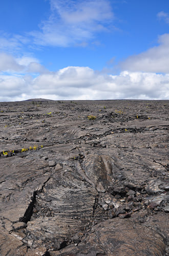 Dormant Lava Flow