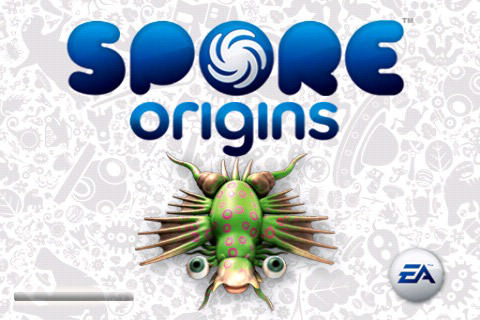 Spore Origins Splash Screen