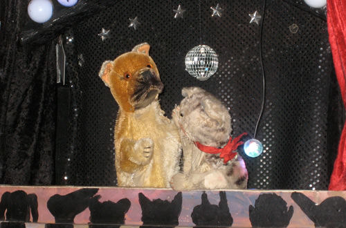 Doggy and Kitty Puppets