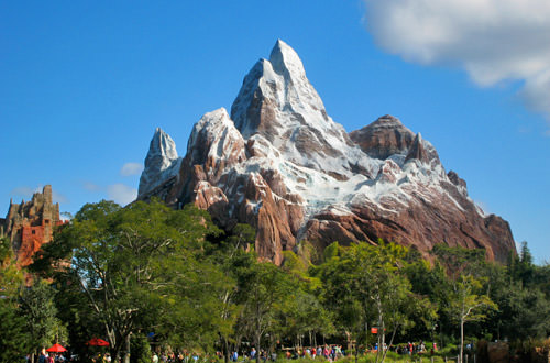 Animal Kingdom: Forbidden Mountain
