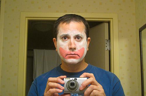 Dave and Makeup