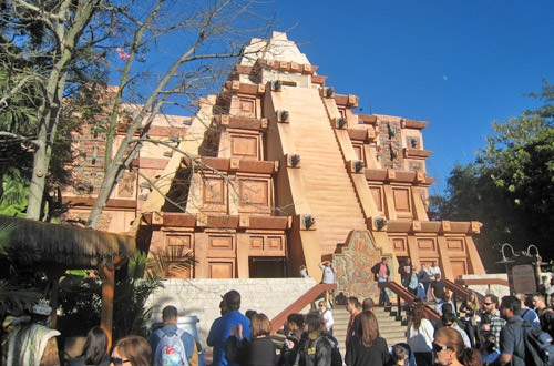 Mexico at Epcot