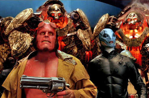 Hellboy 2 Movie Still