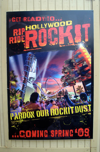 Rockit Rip-Off Poster