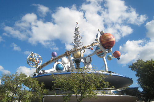 Disney's Magic Kingdom: Astro Orbiter