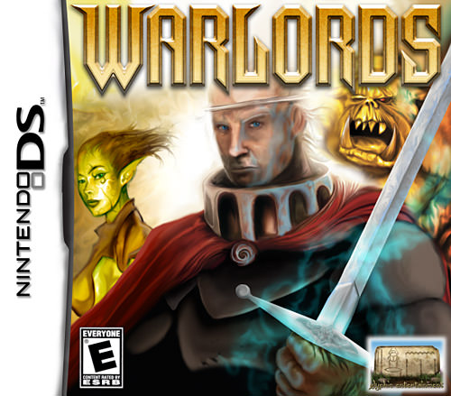 Warlords DS Box Art