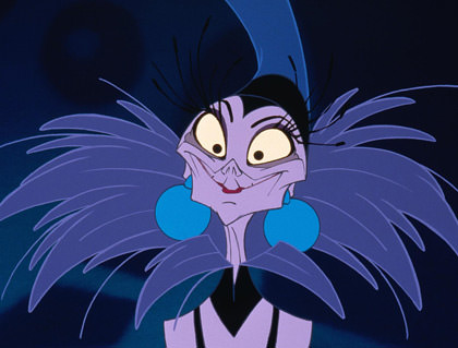 Eartha Kitt as Yzma