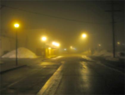 Foggy Town