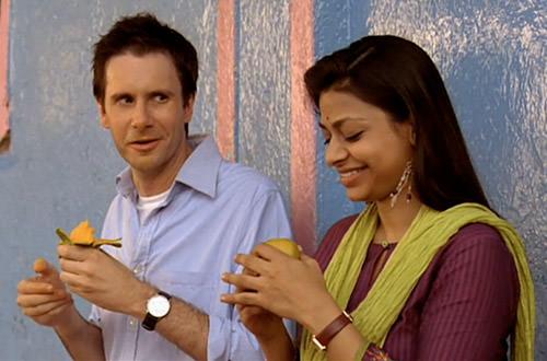 Outsourced: Todd and Asha