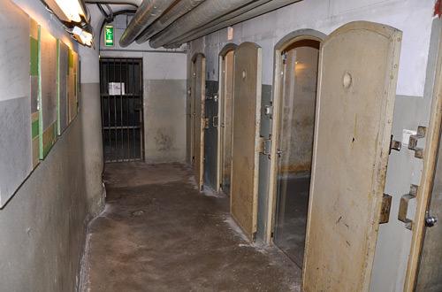 Gestapo Prison Cells