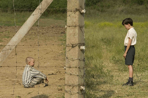Boy in the Striped Pajamas Promo Shot