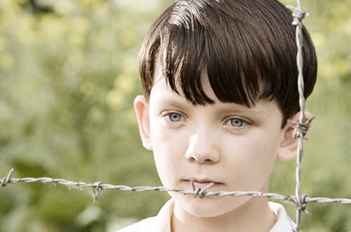Asa Butterfield as Bruno