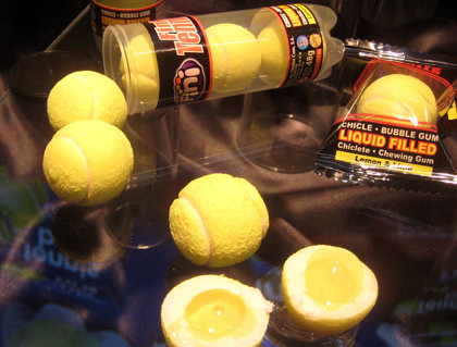 Tennis Balls Candies