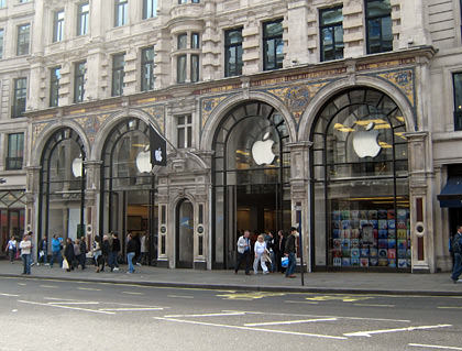 Apple Store London Regent Street