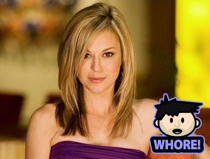 Cougar Whore!