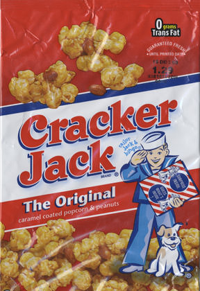 Bag of Cracker Jacks