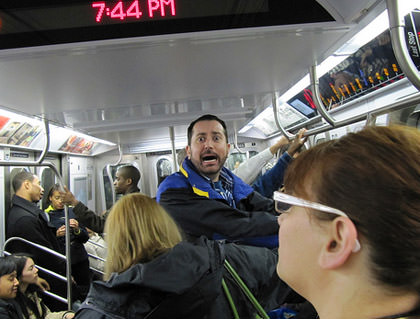 Dave's Subway Terror!