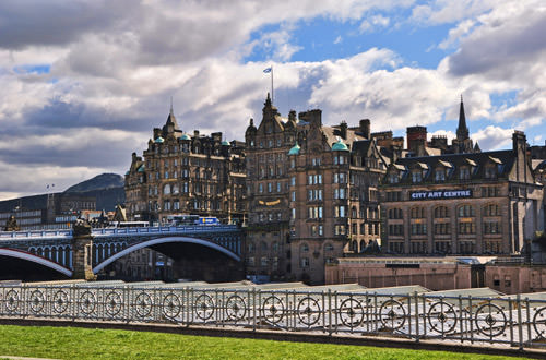Edinburgh Bridge