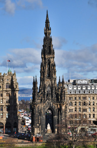 Edinburgh Monument