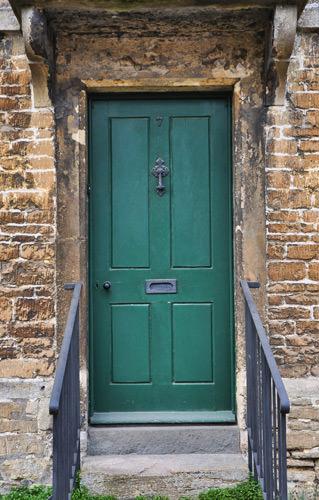 Lacock Door