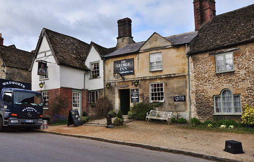 The George Pub at Lacock