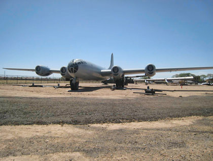 A big plane.