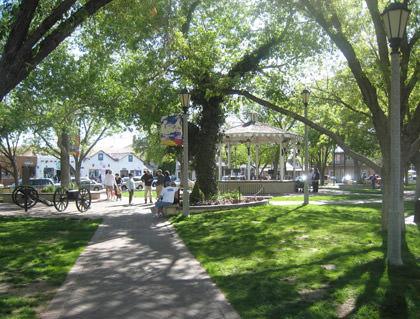 Old Town Albuquerque Park