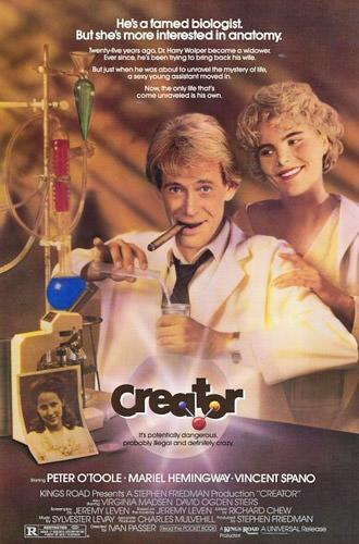 Creator Poster