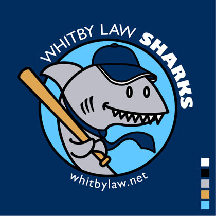 Whitby Law Sharks adding color